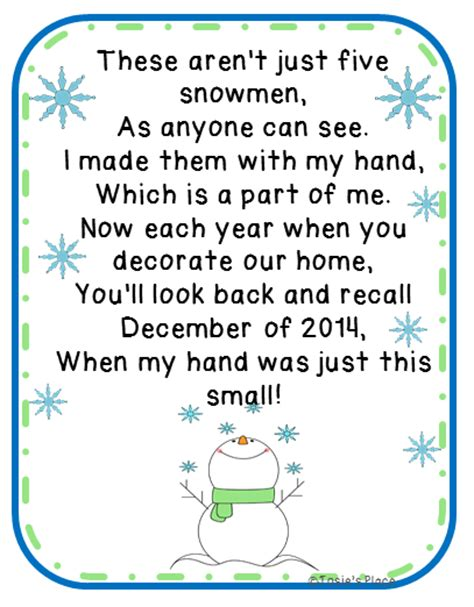 christmss preschool poems hopping from k to 2 polar express december and winter ideas