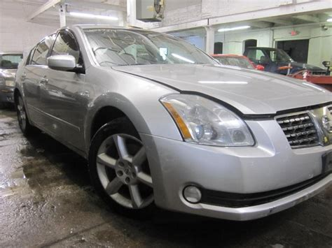 Nissan Maxima 2004 Parts by Parting Out 2004 Nissan Maxima Stock 120566 Tom S