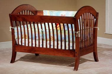 Amish Baby Cribs by Amish Children S Furniture Shop Countryside Amish Furniture