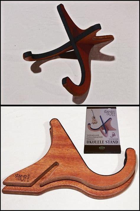 standout wooden ukulele stand projects   ukulele