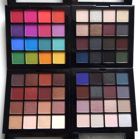 shadow color usd 46 87 nyx ultimate shadow palette 16 color eye