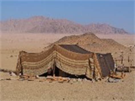 tende beduini i beduini della penisola sinai