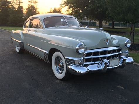 1949 cadillac sedanette for sale 1949 cadillac ceries 62 sedanette