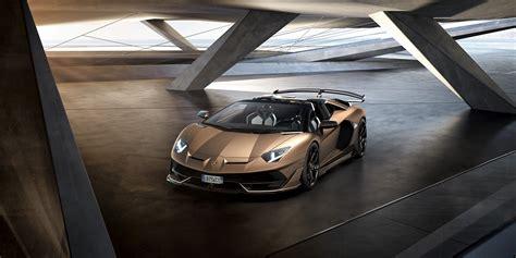 lamborghini aventador svj roadster review 2020 lamborghini aventador svj roadster review autoevolution