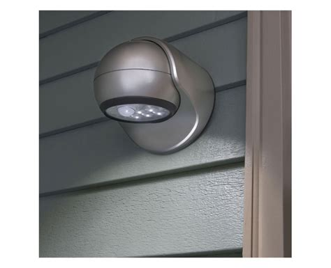 Motion Sensor Light With by Led Porch Light