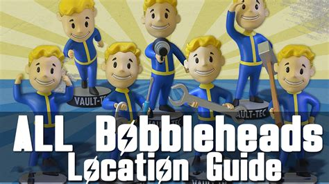 20 bobblehead locations fallout 4 all 20 bobblehead locations collectibles guide