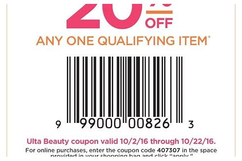 ulta coupon conditions