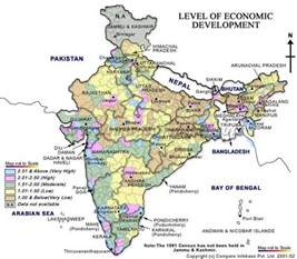 economic map of understanding maps for geography in upsc civil services
