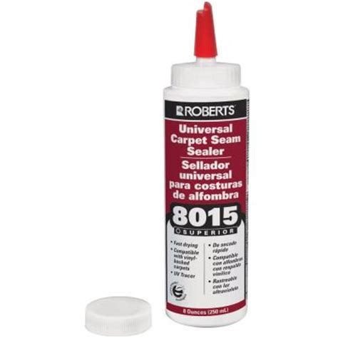 8 oz universal carpet seam sealer in applicator