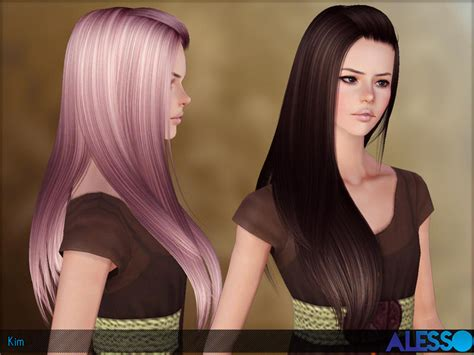 download new hairstyles for sims 3 free anto s kim hair