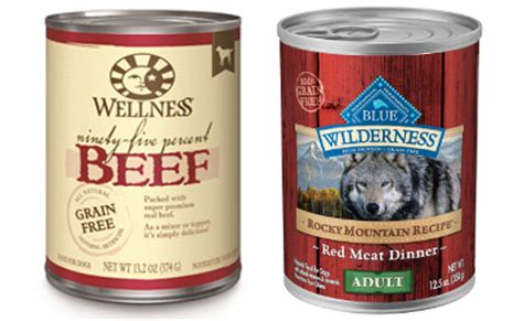blue food recall reports of sick dogs trigger recalls by wellpet blue buffalo food safety news