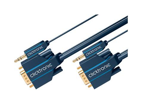 Kabel Vga To 3 kabel vga vga 3 5mm audio 3m clicktronic easymar pl
