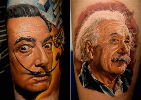 tatuagens super realistas de dmitriy samahin