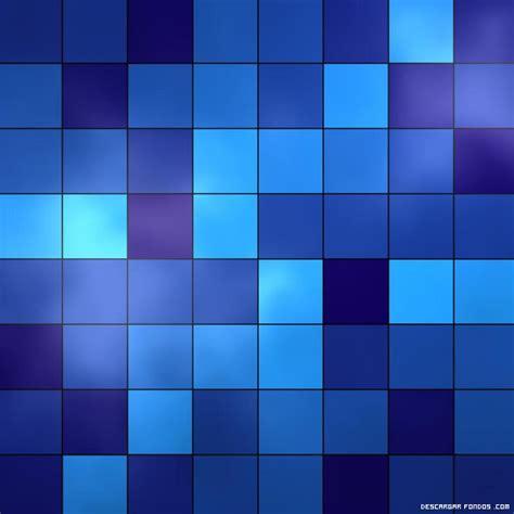 wallpaper blue squares fondo de cuadros imagui