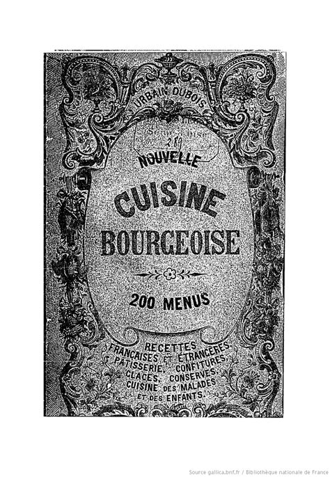 A Book And Cuisine Bourgeoise by 17 Best Images About Livres De Cuisine Ancien On