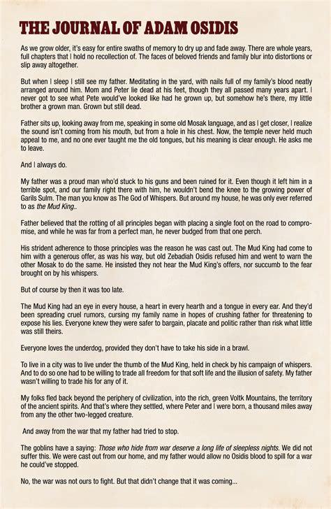 seven to eternity vol 1 dio dei sussurri seven to eternity 1 la recensione