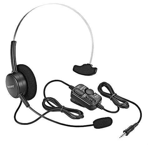 Headset Earphone Ht Yaesu Vx3r yaesu ssm 64a ht headsets ssm 64a free shipping on most orders 99 at dx engineering