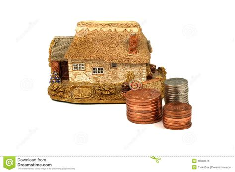 house mortgage insurance house home insurance loan mortgage royalty free stock image image 18686676