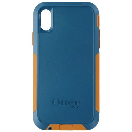 otterbox pursuit series for apple iphone xr autumn lake blue brown refurbished
