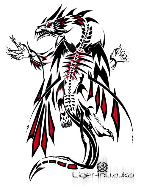 demon tribal tattoos tattoos designs ideas page 18