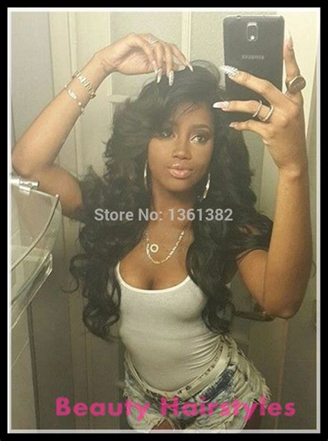mobile haircuts dallas top quality long wavy glueless full lace wig front lace
