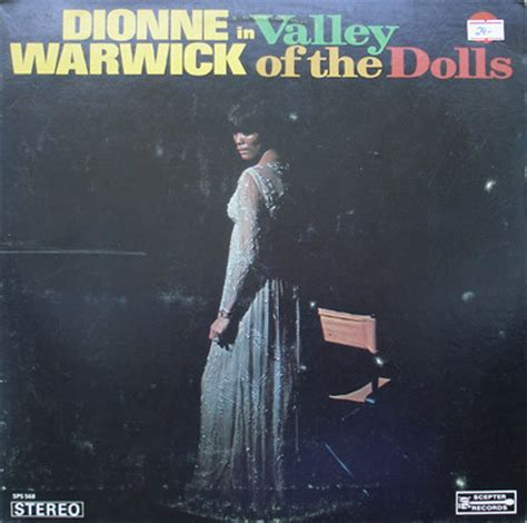 theme song valley of the dolls dionne warwick valley of the dolls vinyl lp album at