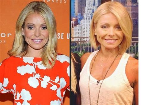how does kellly ripa get ger wavy hair 98 best kelly is ripa images on pinterest fashion finder
