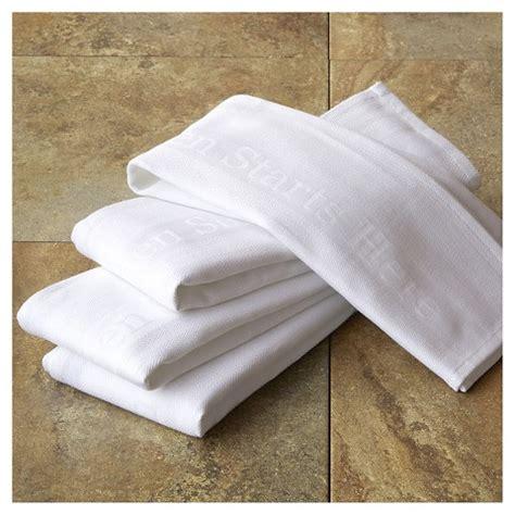chefs quot best kitchen starts here quot kitchen towels target