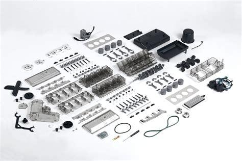 Metall Spielzeug Zum Zusammenbauen 4538 by Ein V8 Motor Zum Selberbauen Autos