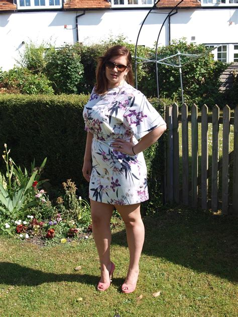 Marks And Spencers Kimono Dress by Curvy Thin Plus Size Occasion Dress From Marks Spencer