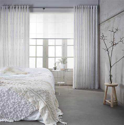 Witte Inbetween Gordijnen by Raamdecoratie Gordijnen Dsign At Home