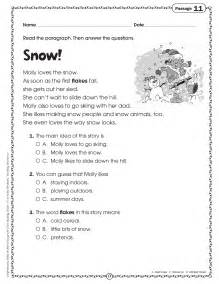 worksheets for first grade reading first grade reading