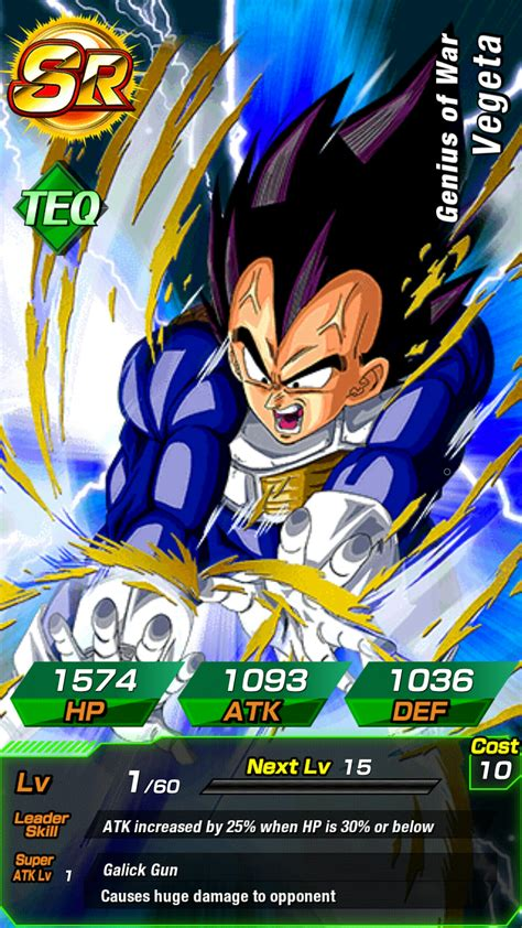 z dokkan battle guide unofficial books z dokkan battle characters vegeta genius of