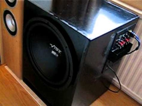 home theater system  subwoofer avr ect youtube