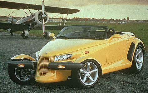 chrysler prowler 2002 chrysler prowler information and photos zombiedrive