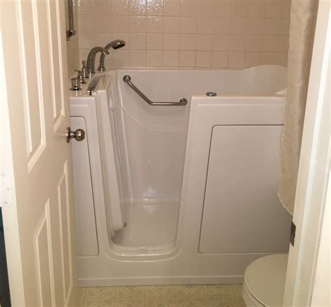 walk in bathtub installation 1 day installation walk in tubs florida call 352 835