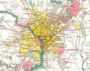 Washington Dc Map by Discover The Usa Map Washington Dc