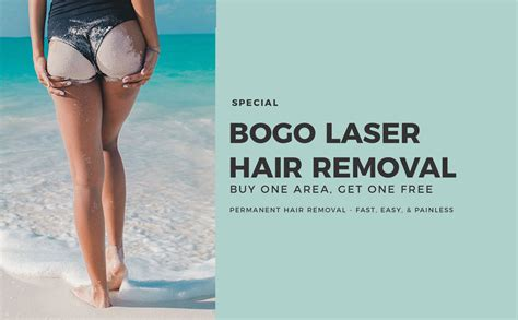 laser hair removal buy one get one free cma medicine