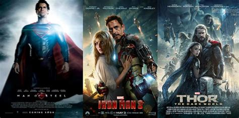 thor film dialogues most viewed hollywood trailers of 2013 yearender 2013