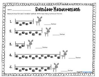reindeer printables kindergarten reindeer and caribou activities freebie by jen ross