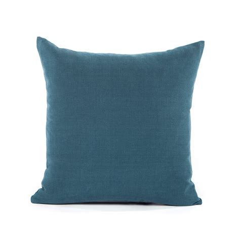How Big Is A European Pillow by 26x26 Solid Navy Big European Sham Pillow Cover