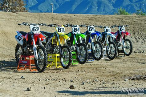 motocross action magazine image gallery 2016 450 shootout