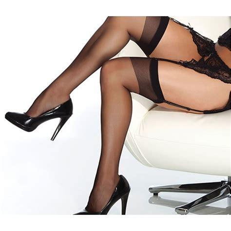 sheer garter stockings 3 pack sheer stockings for women