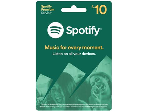 Spotify Gift Card India - spotify gift membership uk gift ftempo