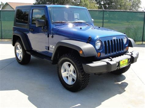 Royal Blue Jeep Wrangler Jeep Colors Blue