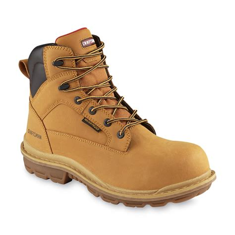 craftsman boots craftsman s jacob ankle high composite toe work