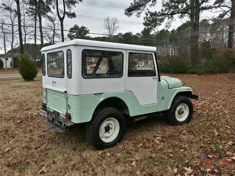 1971 Jeep Cj5 1971 Jeep Cj5 Base Sport Utility 2 Door 3 7l