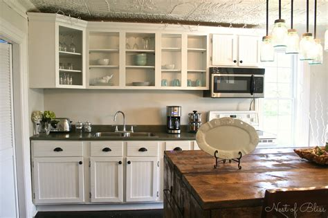 inexpensive kitchen cabinet makeovers kitchen makeovers on a budget
