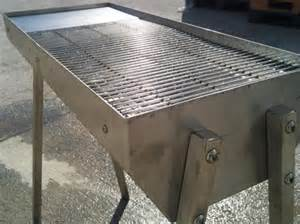 Buy Fire Pit Table - stainless steel charcoal grills uk made