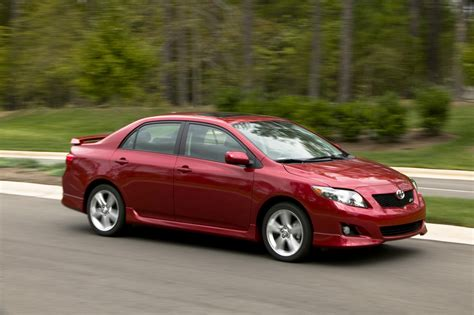 2009 Toyota Corolla Price All New 2009 Toyota Corolla And Matrix Pricing Released